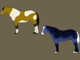 CHEAP!!! horse adopts OPEN by spottedhorse567