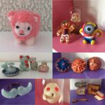 My fimo creations 2 by Nuran-Cawthorne