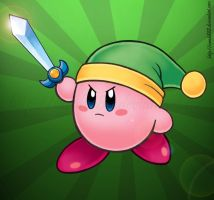 Sword Kirby by Sarah888