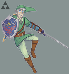 Link Light by CityCatSlack