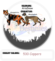 Copper Tracker ll December 2015 by AriaSnow
