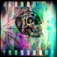 PhoXo7The skull by mickeyrony
