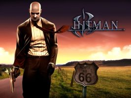 Hitman by Yoshisboy