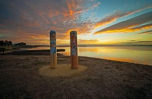 Geelong Bollards by DanielleMiner
