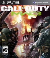 Call of Duty: MW3 by deviantfafnir