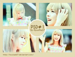 PSD#1 by ByunPie by ByunPie27