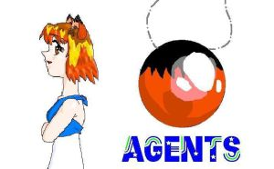 Agents: Risa Campbell by my-anime-love