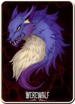 The Werewolf. by NewHuynh