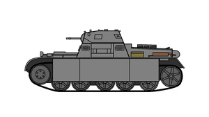 Panzer I, Ze German Wunderwaffe. by COLT731