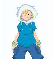 Finn the Human by undermate2005