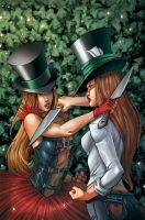 GRIMM FAIRY TALES PRESENTS: WONDERLAND #17 by Yleniadn86