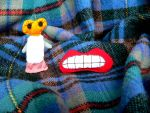 Peculiar refugees: Gingiva and Chatterteeth by CrystalCreation