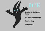 Ice (Rogue Leader) by Puppyeyes427