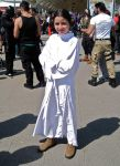Princess Leia from Star Wars by ZeroKing2015