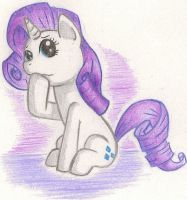 Colour Pencil Rarity by Raph13th