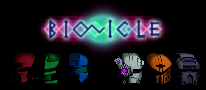 bionicle G3 title by phillipPbor