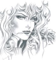 Rose of Versailles by sawsan-star