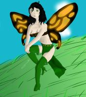 Fairy Persona by Galanthor