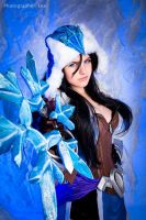 Cosplay. League of Legends - Snowstorm Sivir(3) by AliceCristo