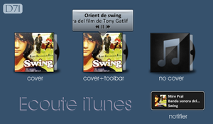 Ecoute iTunes by dafmat71