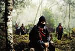 Subcomandante  Marcos and the EZLN by Quadraro