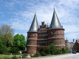 Holstentor by macdieter