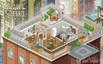 Sims Garden Terrace Cafe contest by bdevries