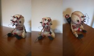 Bioshock - Big Daddy Doll by r-AY