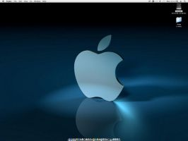 My Mac Desktop by trm96