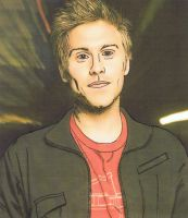 Russell Howard by ednellietwinsanity