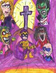 Bibleman: 1995-1998 by SonicClone