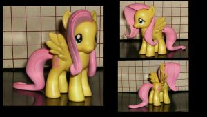 Fluttershy Custom by Madame-Fluttershy