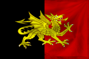 Flag of Landracan by Antrodemus
