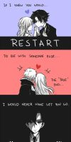 Mystic Messenger Jumin Restart by OtakuPup