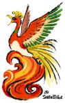 Ho-Oh PokeCollab by Sabtastic
