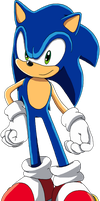 Sonic X change again by MatildaTheMoonwolf
