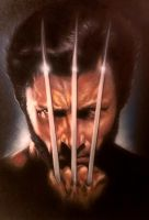 Hugh Jackman Woverine by huy-truong