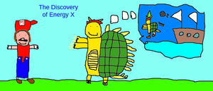 MarioXBowser: The Discovery of Energy X by SarahVilela