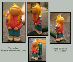 Vicky in FIMO by Teh-Scotty