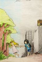 Come with Me by AoiCancerius