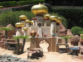 Agrabah by Rayning