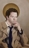 Saint Castiel by drcolour