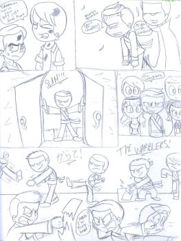 Kurt's an Issue:Sam pg.56 by LillyCrystal