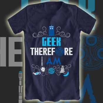 Who's Geeky for sale this week at Aplentee by machmigo