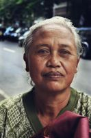Indonesian Woman by Sn0w-whit3