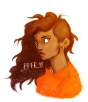 Piper doodle by sawebee