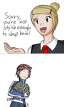 Pokemon X/Y - Business Tactics by DragonBladerX