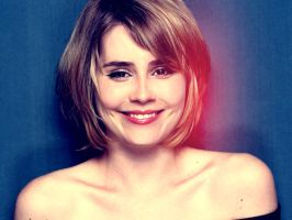Alison Lohman Wallpaper by Gelbaxa