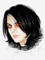 Gerard Way by GothicXpress