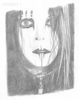 Joey Jordison Masked by annlo13